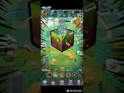 Video Image - Mine Clicker-Reboot Edition ( Auto Idle tap game )