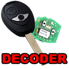 Mini Cooper Remote Key Decoder
