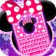 Minnie Keyboard – Glitter Keyboard For Girls