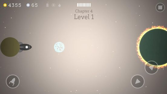Screenshots - Mission Gravity