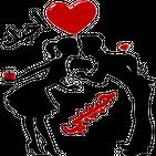 ملصقات حب ورومانسية Love WAStickerApps