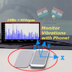 Mobile Vibration Analyzer