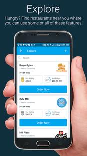 Screenshots - MobileBytes Restaurant Loyalty