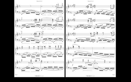 Screenshots - MobileSheets Music Viewer (Trial)