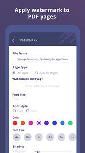 Screenshots - MobileX Office: Document PDF Image All File Reader