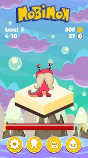 Screenshots - Mobimon - Idle Upgrade Clicker Game