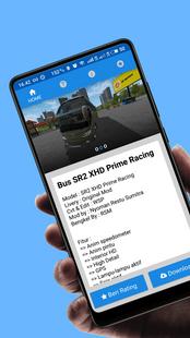Screenshots - Mod Bus SR2 XHD Prime Racing BUSSID Terbaru 2020