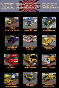 Screenshots - MOD BUSSID ( Mobil,Truk, Motor)
