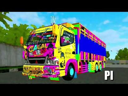 Video Image - MOD BUSSID ( Mobil,Truk, Motor)