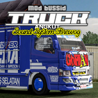 Mod Bussid Truk Angkut Sound System Brewog