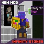Mod Infinity Stones + Gauntlet for Craft