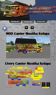 Screenshots - Mod Truck Canter Serigala