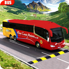 Modern Bus Drive :Hill Station