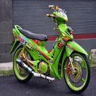 Modifikasi Motor Honda Supra