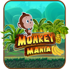Monkey Mania: Jungle Monkey Game Monkey King Games