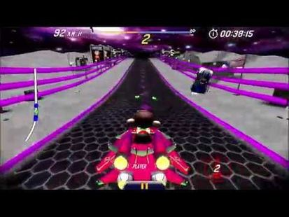 Video Image - Monkey Racing Free