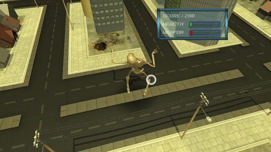 Screenshots - Monster Games City Rampage Simulator