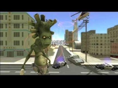 Video Image - Monster Games City Rampage Simulator