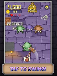 Screenshots - Monster Hammer - Dungeon Crawling Action