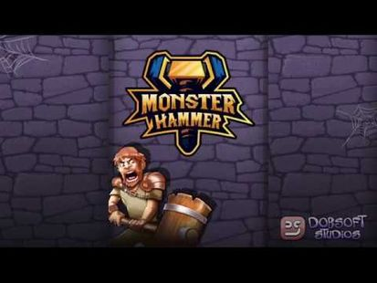 Video Image - Monster Hammer - Dungeon Crawling Action