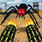 Monster Spider Hunter: Spider Shooting Game 2019