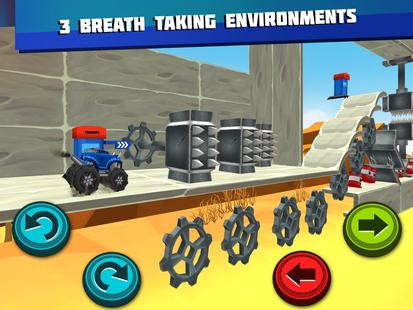 Screenshots - Monster Trucks Unleashed