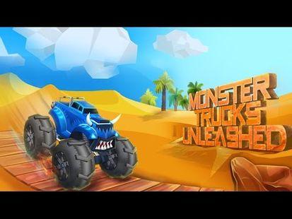 Video Image - Monster Trucks Unleashed