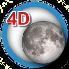 Moon 3D Live WallPaper
