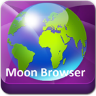 Moon Browser Faster & secure