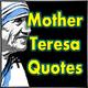Mother Teresa Inspirational Quotes