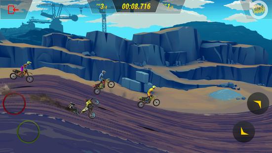 Screenshots - Motocross Masters
