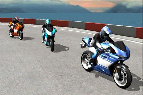Screenshots - Motor Bike Racing Sports