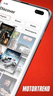 Screenshots - MotorTrend: Stream Roadkill, Top Gear, and more!