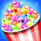 Movie Night Popcorn Party - Fun Game