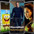 MovieWall - Movie Wallpapers - HD, 2k, 4k