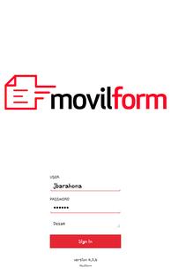 Screenshots - MovilForm.com