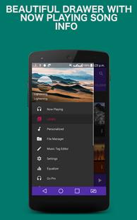 Screenshots - Mp3 Music Player