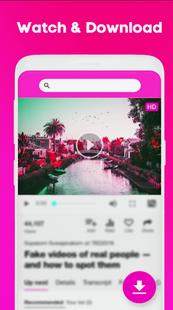 Screenshots - mp4 video downloader - All Videos Free Download
