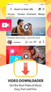 Screenshots - MP4 Video Downloader - HD Video Player- All Format