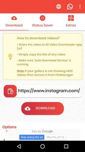 Screenshots - Mp4 video downloader - HD Video, Status downloader