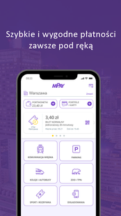 Screenshots - mPay mobile payments