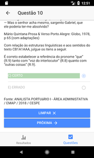 Screenshots - MPE MA TECNICO MINISTERIAL ADM 2019 pre-edital