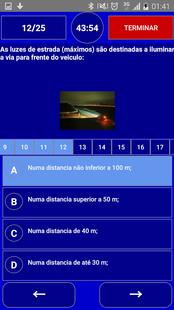 Screenshots - Mucuho: Exames de código (Moçambique)