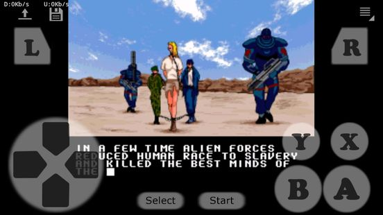 Screenshots - Multi Snes9x (multiplayer retro 16 bits emulator)