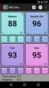 Screenshots - Multi Tally Counter Pro