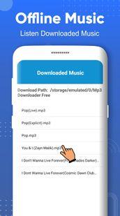 Screenshots - Music Downloader & Download Mp3 Music - Free Songs