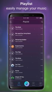 Screenshots - Music Player & Audio Player, MP3 Player 2020