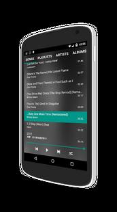 Screenshots - Music Player - Mp3 Player