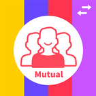 Mutual likes - free get real followers and likes