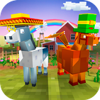 My Blocky Horse: Virtual Pet - try new care game!